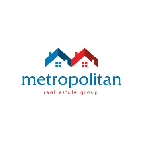 Metropolitan Real Estate Group  and possibly    M I R I G needs a new logo