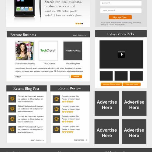 Oddpath.com Revamp/ReBrand/ReDesign