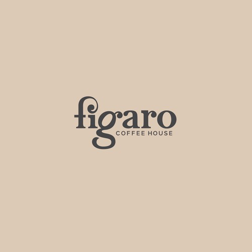 Logo for Figaro Coffee House