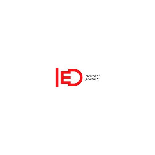 Logo concept for an e-commerce