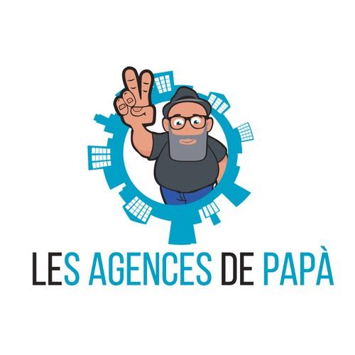 Les agences de Papa