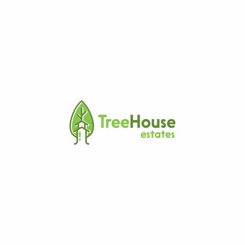 Logo for TreeHouse estates