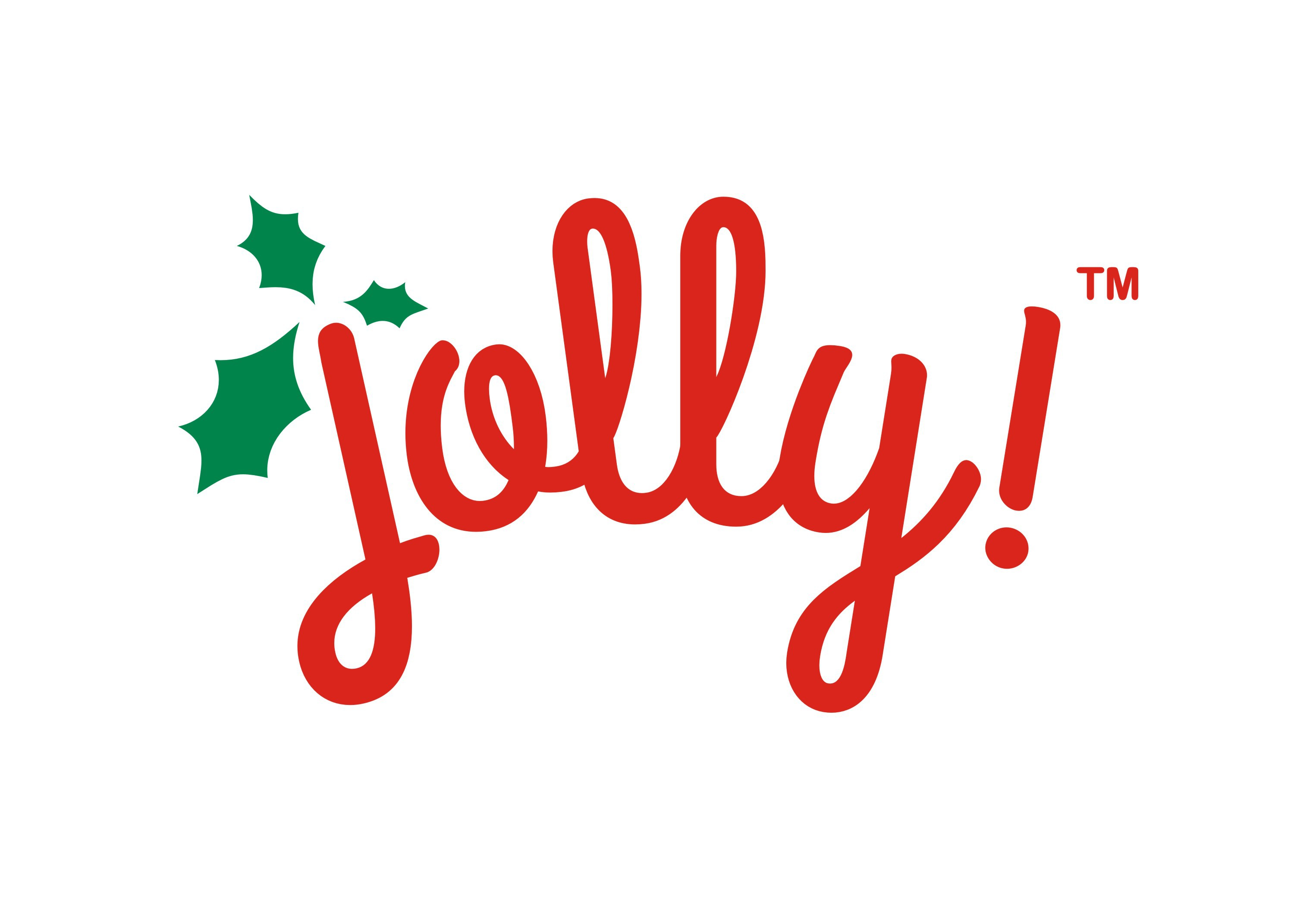 Make our customers smile, with a logo for a new Christmas brand called Jolly!