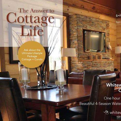Full Page Ad Interiors Magazine - WINNING DESIGN