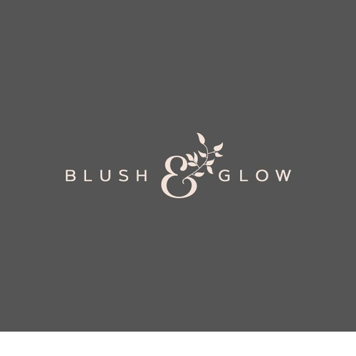 Logo for a high end beauty salon
