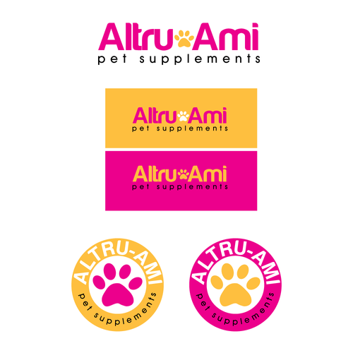 Logo for Pet supplement
