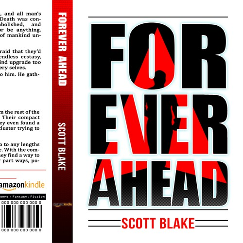 Forever Ahead~design for Scott BLAKE contest