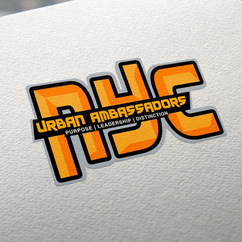 college logo for NYC Urban Ambassadors