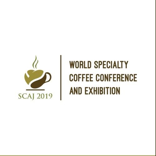 Logo for the largest specialty coffee celebration in Asia!