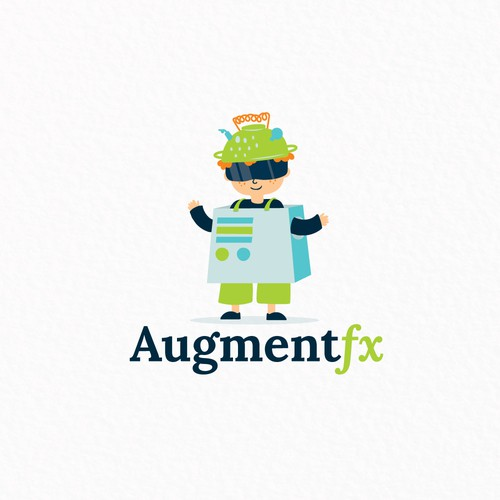 Logo for Augmented Playtime