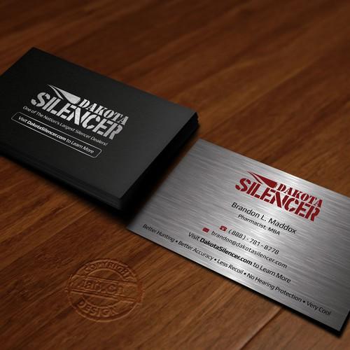 Large USA Company Needs Business Card Overhaul - Seeking Talent!