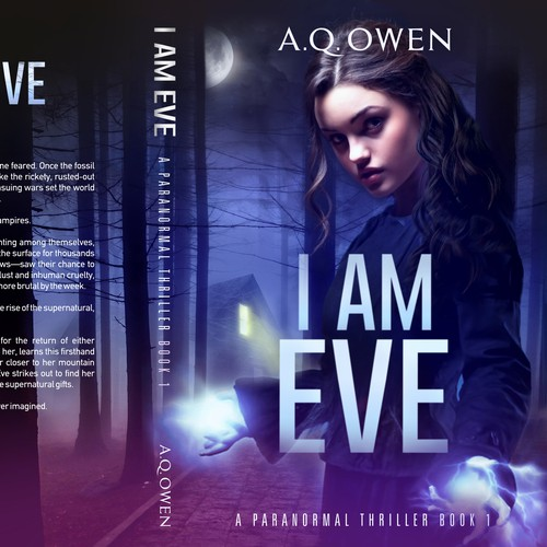 I am Eve, book 1