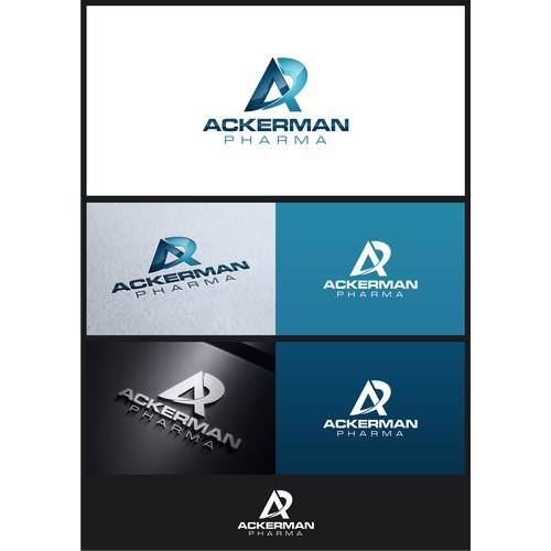 Crear un diseño de logotipo ganador para Ackerman Pharma