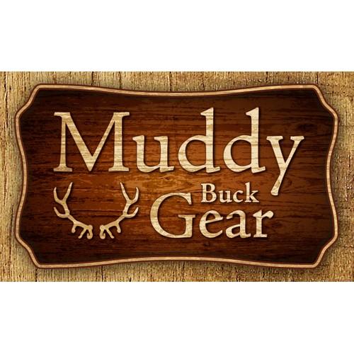 Muddy Buck Gear sign