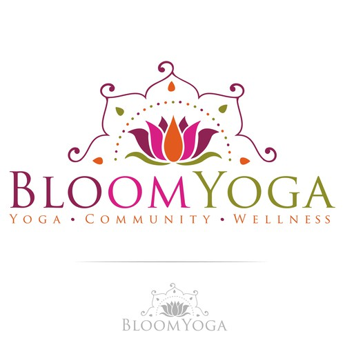 New logo wanted for Bloom Yoga