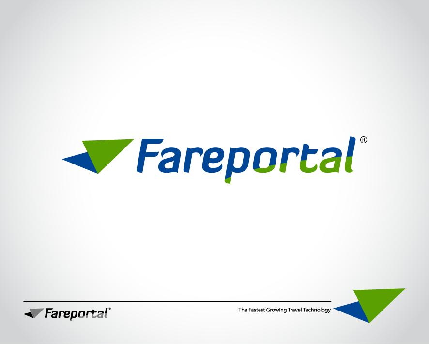 Fareportal needs a new logo