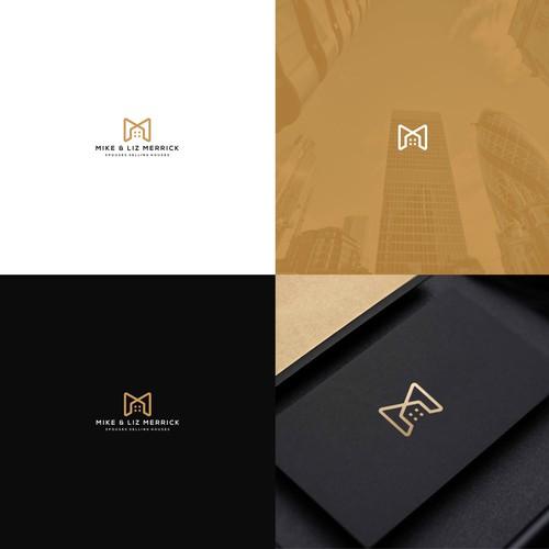 Elegant Logo for Real Estate Broker