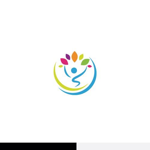 schlichtes Logo für Coaching im Jungenbereich