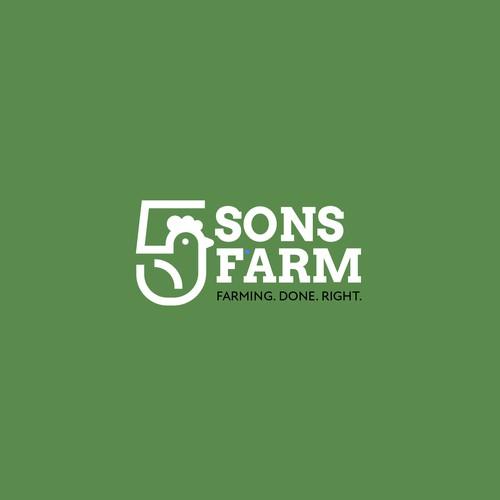 5 sons farm