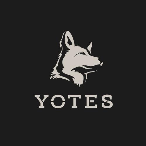 Yotes Logo