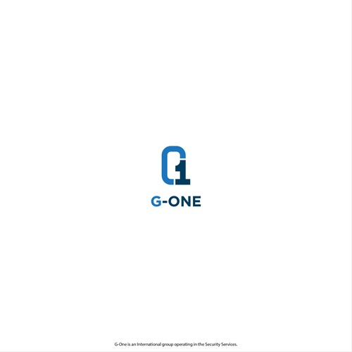 Logo for G-One