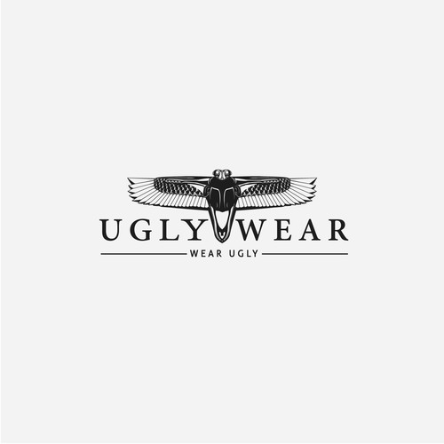 logo for Ugly Wear