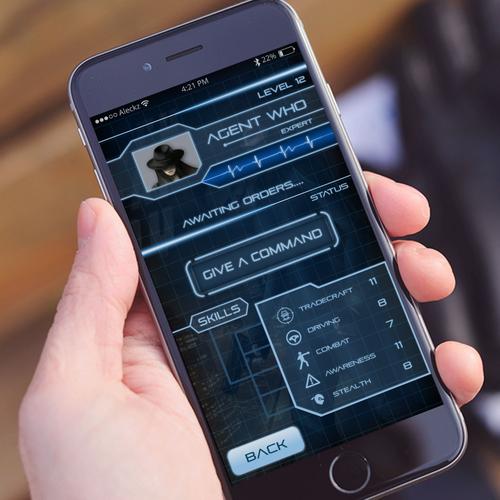 Spy Gaming App