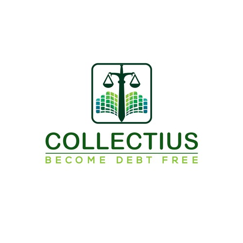 collectius logo and brand identity