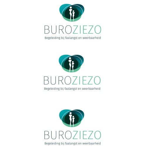 Logo ontwerp voor Buro Ziezo