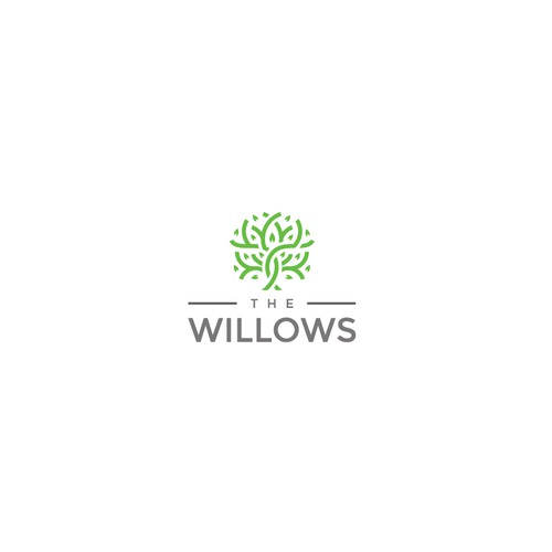 Logo for architectural company