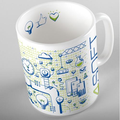 Mug, 4 Soft