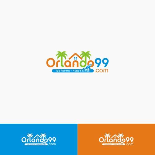 Orlando99 logo design
