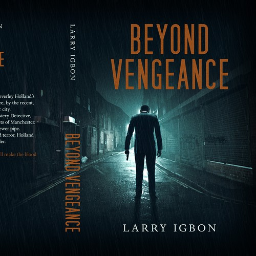 """Beyond Vengeance"" book cover"