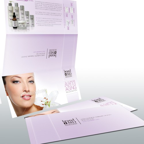 Brochure design Brand MD