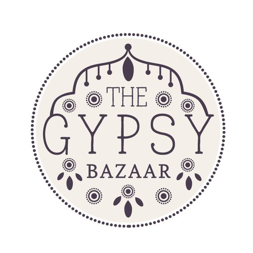 Gypsy logo design