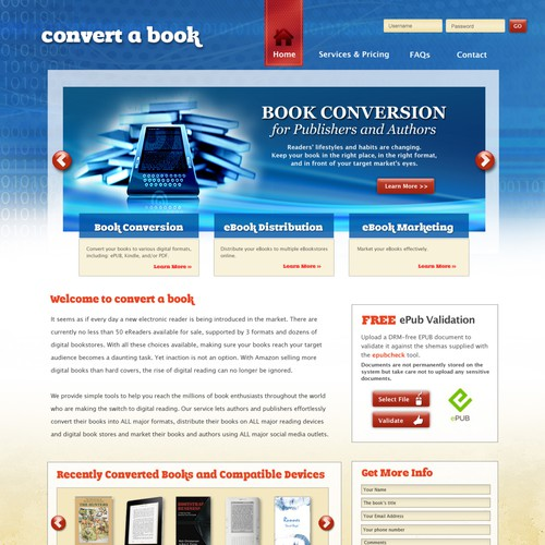 Website Redesign for Major Digital Publisher