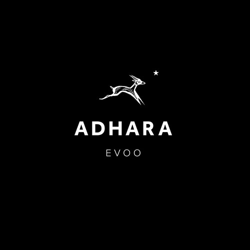 Logo for Adhara Extra Virgin Olive Oil