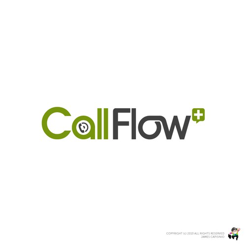 Call Flow + needs a new logo