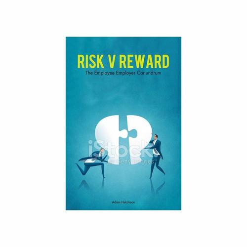 "Contestant on ""Risk V Reward"" cover book contest."