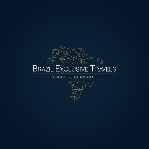 Logo BRAZIL EXCLUSIVE TRAVELS