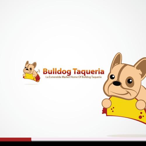 Help Bulldog Taqueria    with a new logo