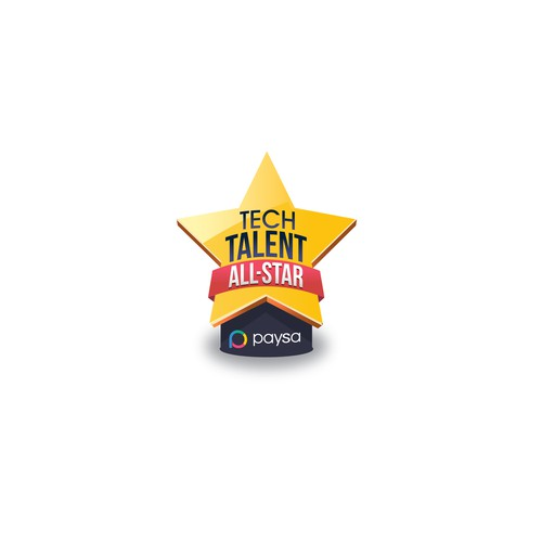 Tech Talent All Star Logo