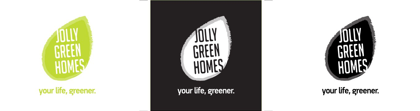 Jolly Green Homes needs a cool logo!