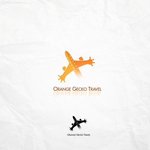 Finalist/Logo for a travel booking and holiday company
