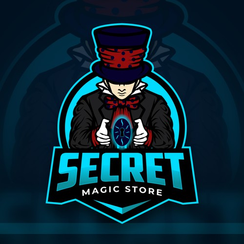 Exclusive Magic Store Logo