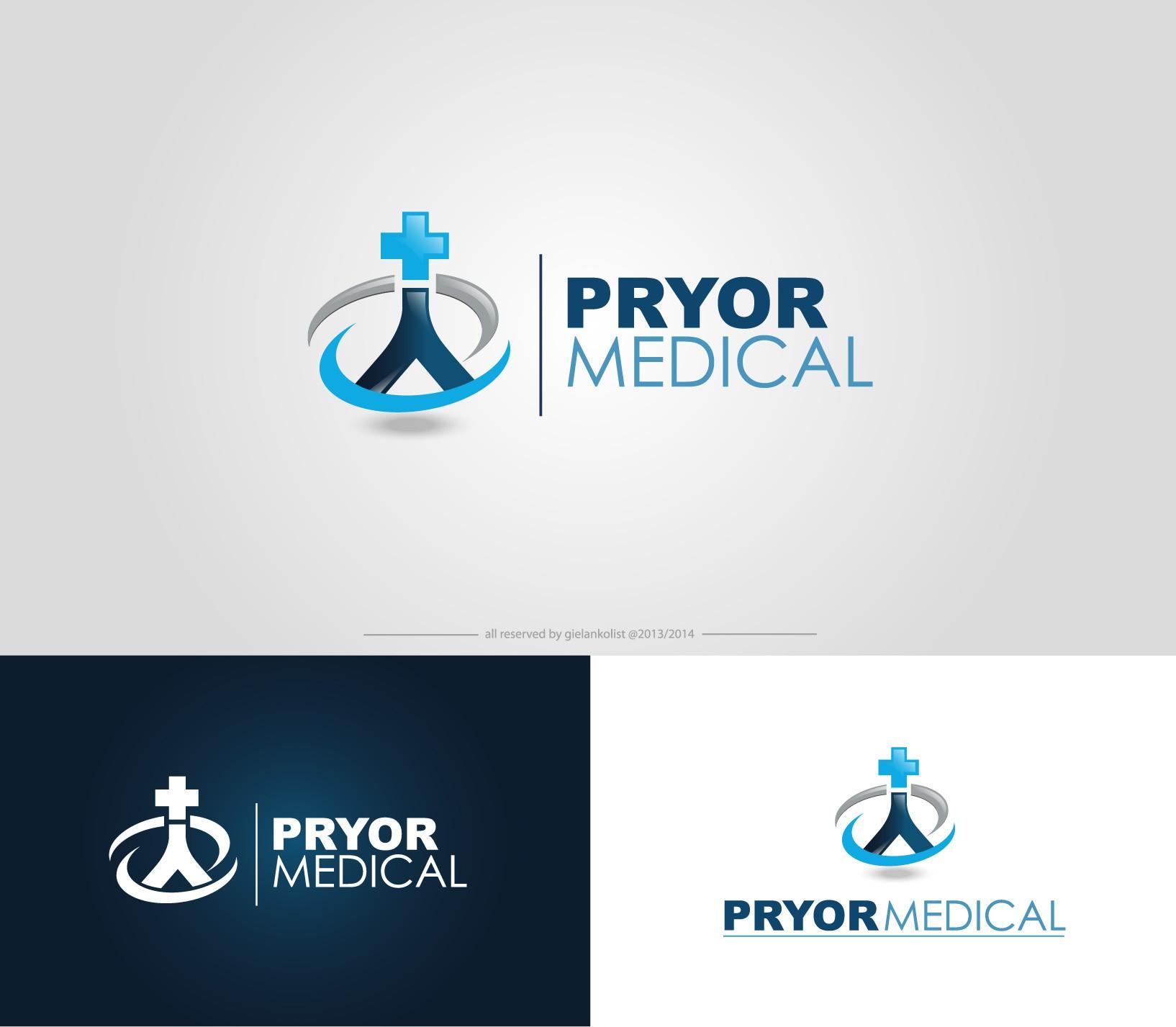 Pryor Medical needs a new logo