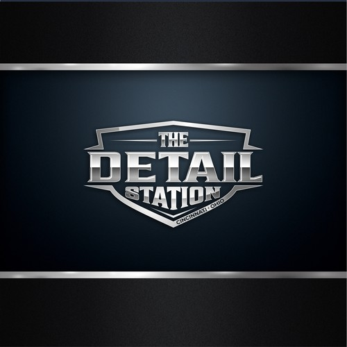Logo for automotive detail shop