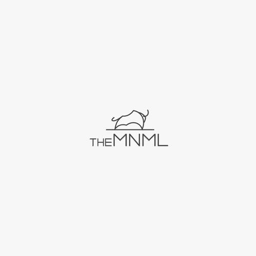The MNML | logo concept