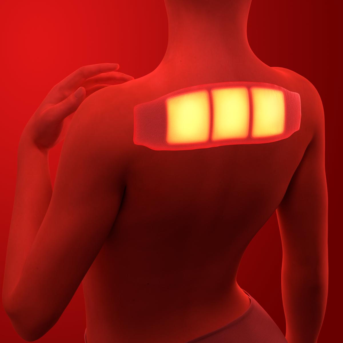 Shoulder / Neck warmer