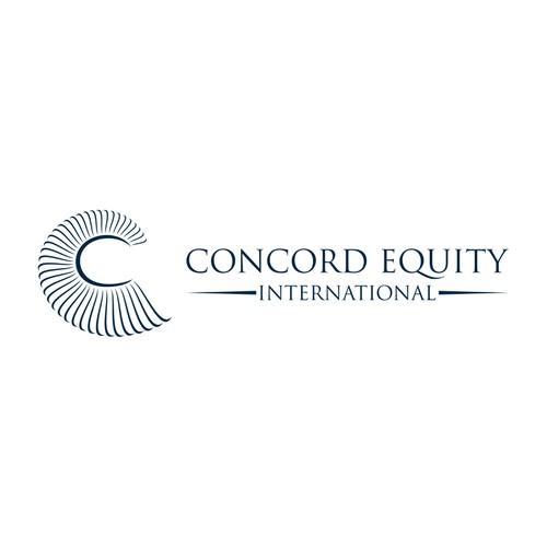 Concord Equity Logo Design
